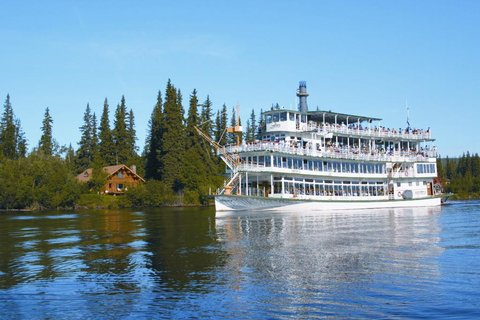BEST WESTERN PLUS Chena River Lodge - Riverboat On The Chena River