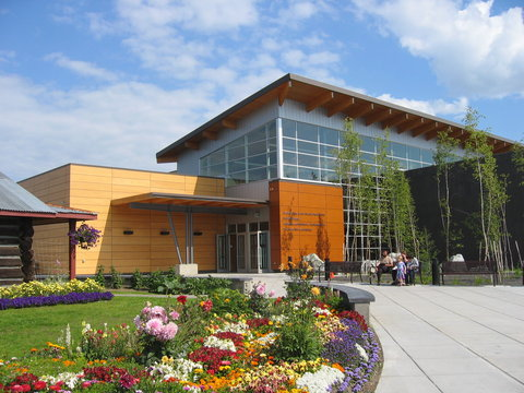 BEST WESTERN PLUS Chena River Lodge - Morris Thompson Cultural And Visitors Center