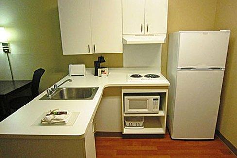 Extended StayAmerica New Orleans - Kenner Vista de la habitación