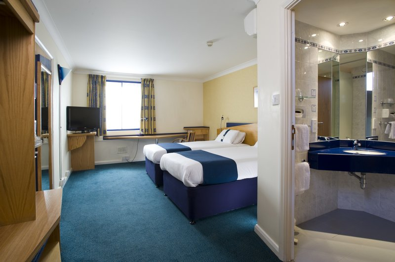 Holiday Inn Express Newport View of room