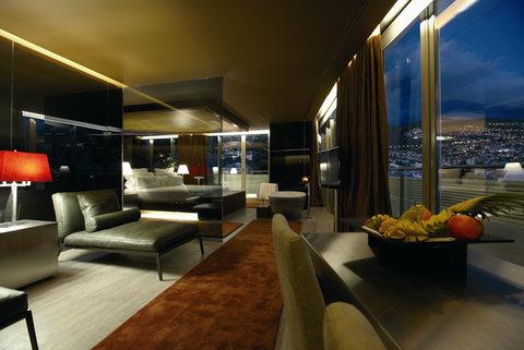 The Vine Hotel - Design Suite Panoramic