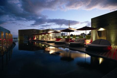 The Vine Hotel - Terrace