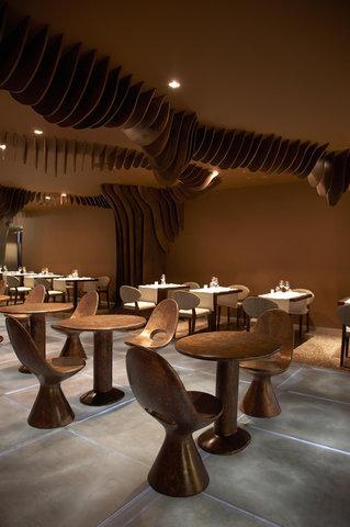 The Vine Hotel - Restaurant