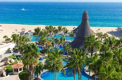 Sandos Finisterra Los Cabos Resort, May 7, 2014 7 Nights