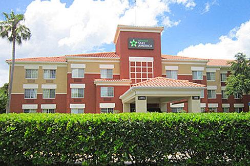 Homestead Orlando-Altamonte Außenansicht