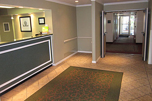 Homestead Orlando-Altamonte Lobby