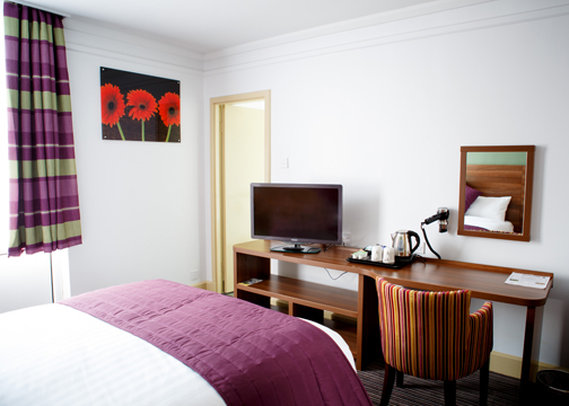 Quality Hotel Leeds/Selby Fork Suite