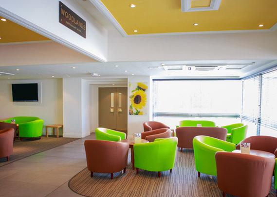 Quality Hotel Leeds/Selby Fork Bar/salón