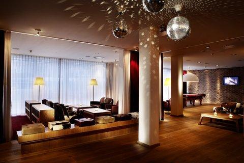 pentahotel Braunschweig - Braunschweig Lounge