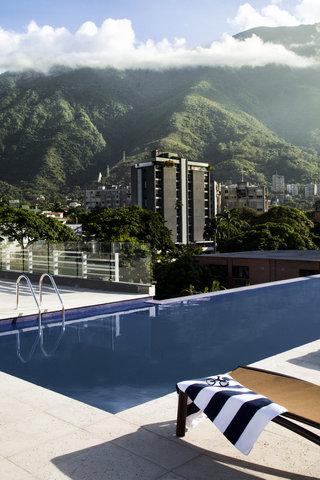 Cayena-Caracas Hotel Caracas - Lap Pool