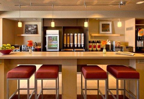 TownePlace Suites by Marriott Denver SE - Morning Break Breakfast Room
