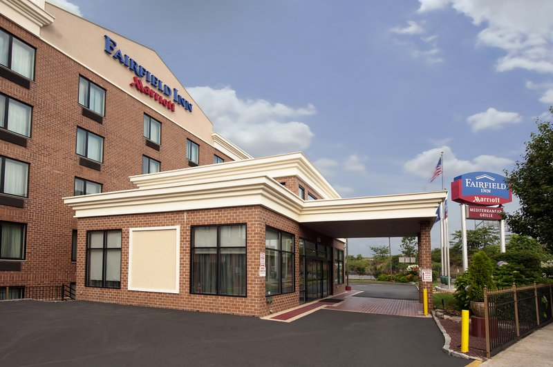 Fairfield Inn and Suites Long Island JFK Jamaica Kilátás a szabadba
