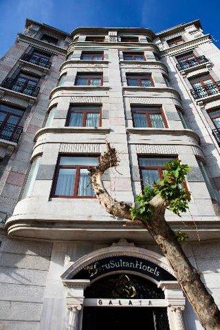 فنادق دار السلطان غالاطا - Exterior