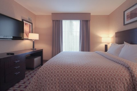 Embassy Suites Columbus - Airport - King Suite
