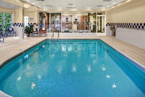 Hilton Garden Inn Danbury Hotel - Indoor Swimming Pool