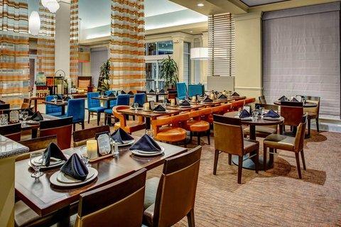 Hilton Garden Inn Danbury Hotel - Restaurant