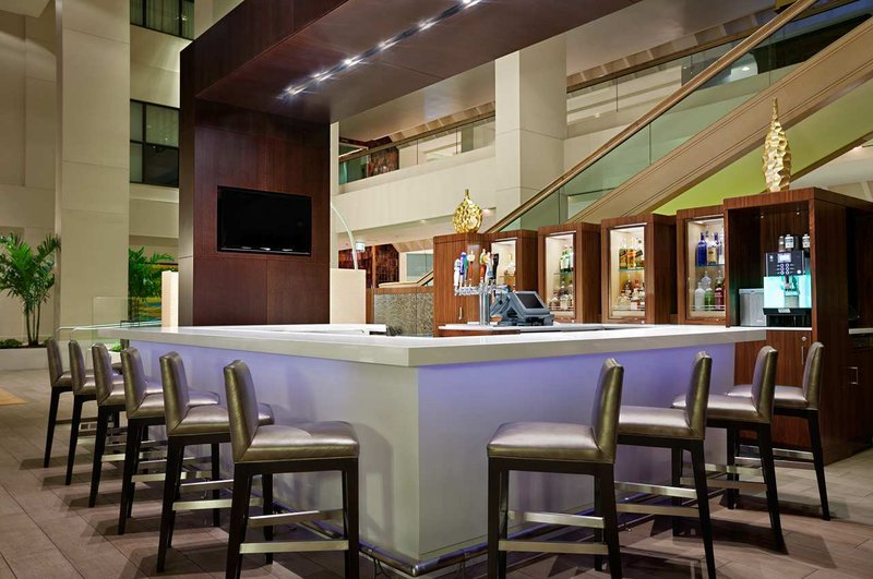 Hilton Miami Airport Bar/lounge