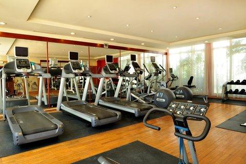 Hilton Sharm Waterfalls Resort - Fitness Center