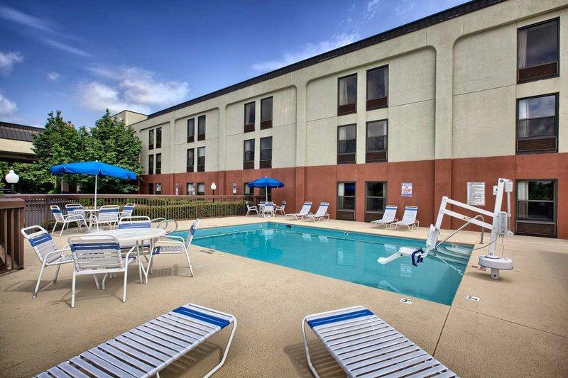 Hampton Inn-Raleigh/Garner - Garner, NC