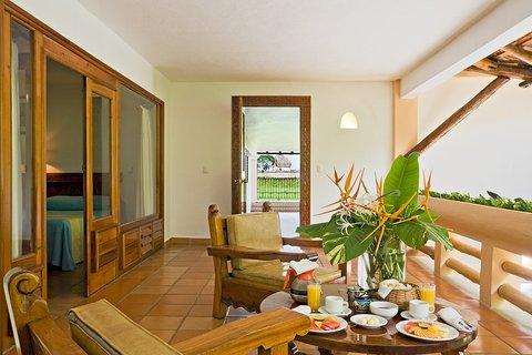 Hotel & Bungalows Mayaland - Balcony