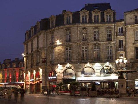 Coeur de City Bordeaux Clemenceau Hotel - Exterior