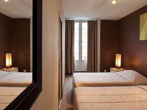 Coeur de City Bordeaux Clemenceau Hotel - Guest Room