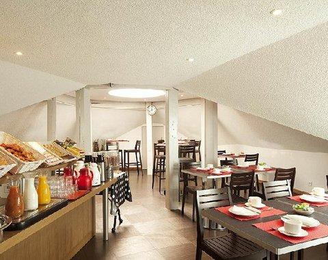 Coeur de City Bordeaux Clemenceau Hotel - Restaurant