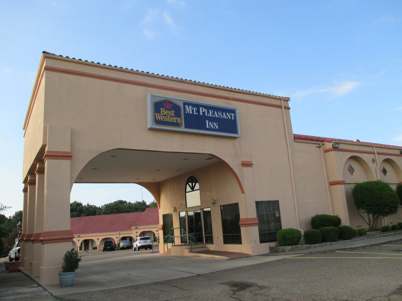 Best Western - Mount Pleasant, TX