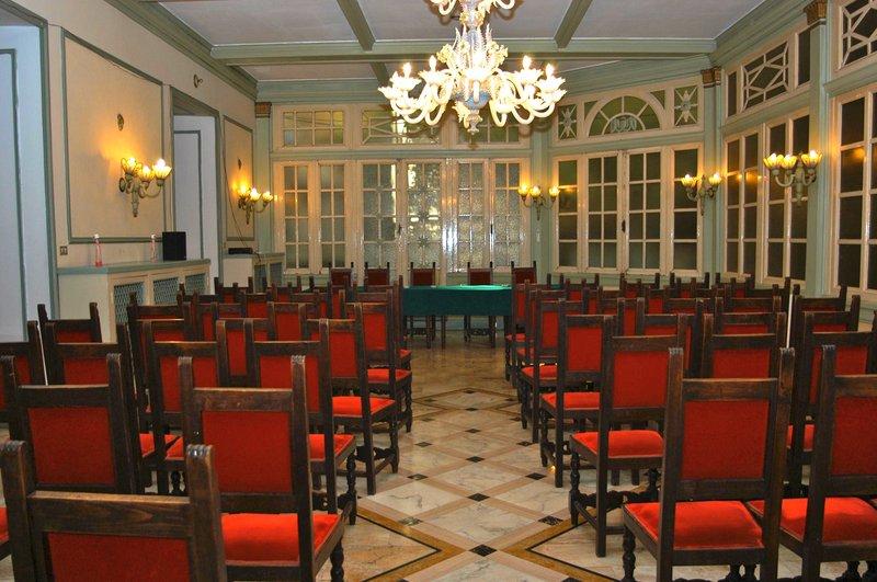 Clarion Collection Hotel Astoria Genova Pomieszczenie konferencyjne