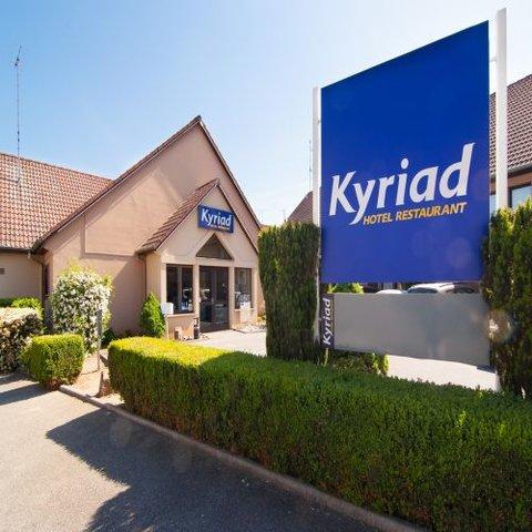 Kyriad Colmar Cite Administrative - Exterior View