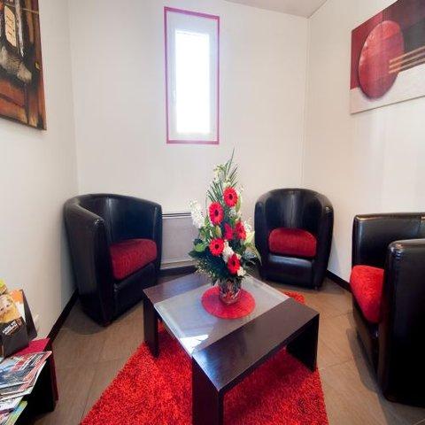 Kyriad Colmar Cite Administrative - Lounge