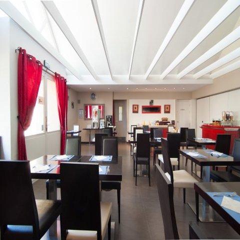 Kyriad Colmar Cite Administrative - Restaurant