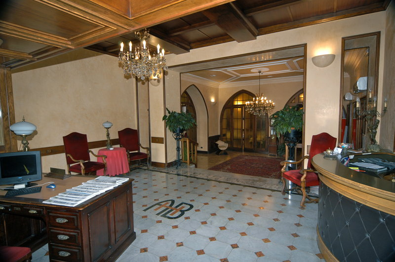 Clarion Collection Hotel Astoria Genova Lobby