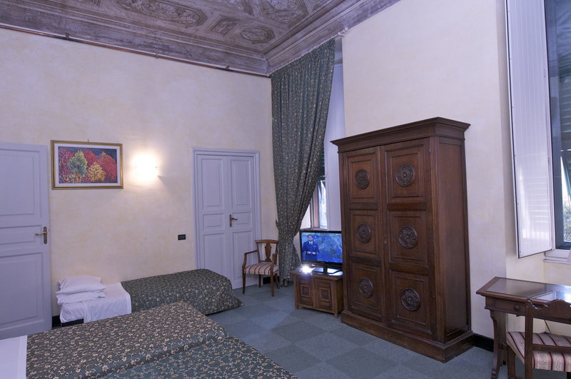 Clarion Collection Hotel Astoria Genova Widok pokoju