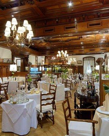 Europaischer Hof Heidelberg - Gastronomy