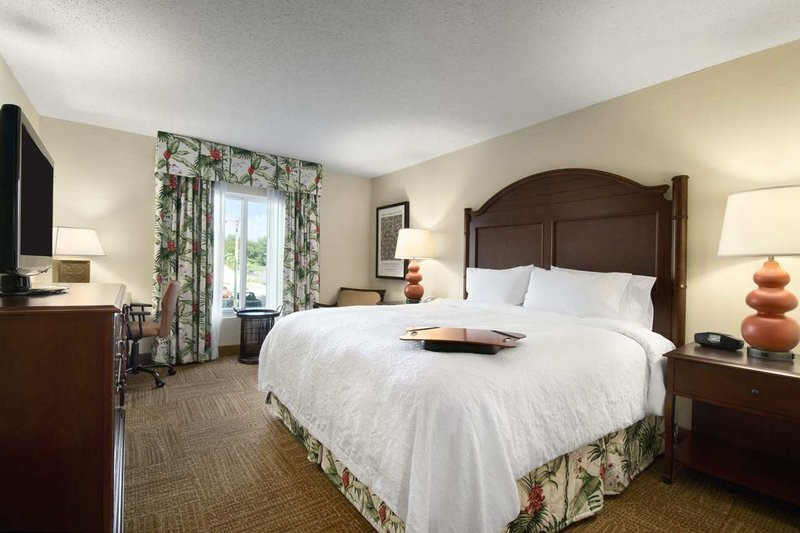 Hampton Inn & Suites San Juan Kameraanzicht