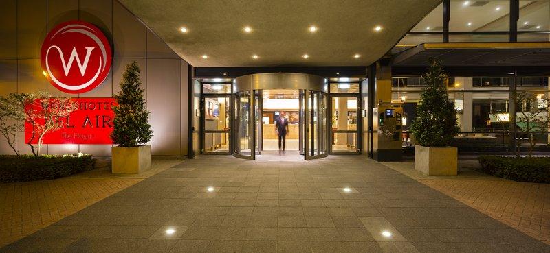 Worldhotel Bel Air The Hague 外観