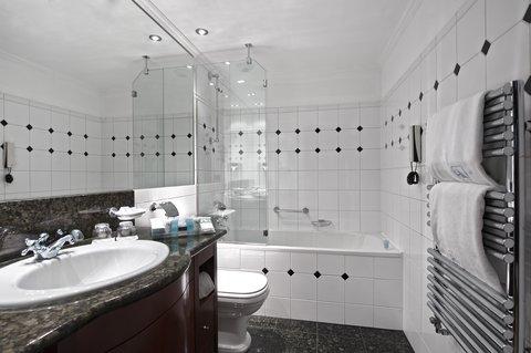Eurostars Montgomery Brussels - Bathroom