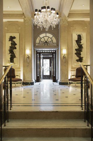 The Eliot Hotel - Lobby at The Eliot Hotel Boston