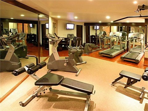 Quinta Real Zacatecas - Health Club