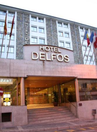 Delfos Hotel Andorra la Vella - Exterior