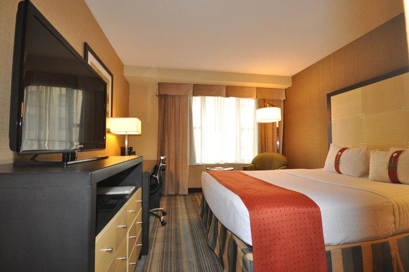 Holiday Inn NEW YORK CITY-MIDTOWN-57TH ST. 客室