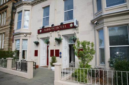 Albion Hotel - Exterior