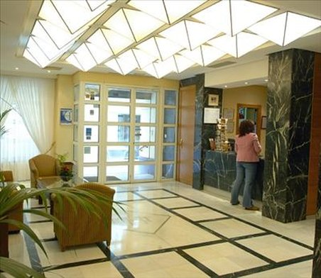 Navas Hotel Granada - Interior