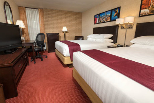 Drury Inn & Suites Sugar Land Pokoj