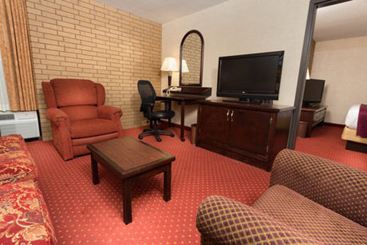 Drury Inn & Suites Sugar Land Apartmá
