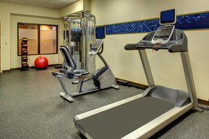 Fitness/ Exercise Room - Hampton Inn Woodruff Road Greenville