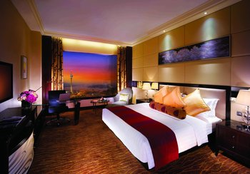 StarWorld Hotel Macau - Room