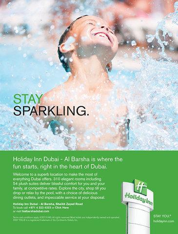فندق هوليدي ان البرشا - Stay Sparkling