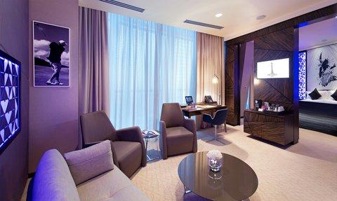 الشعلة الدوحة - Junior Suite